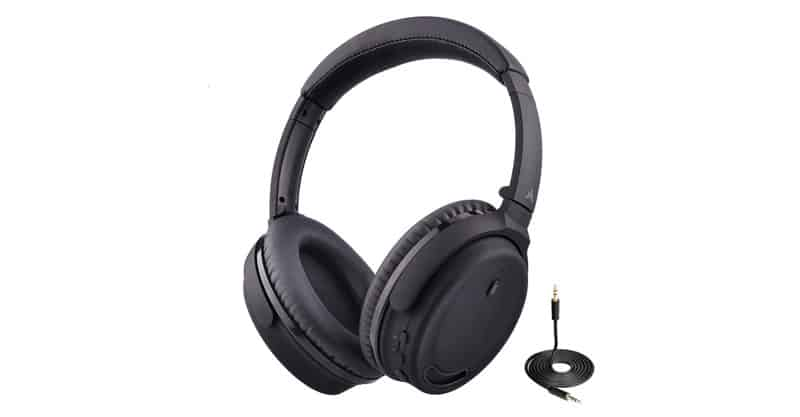 Avantree ANC032 Active Noise Cancelling Bluetooth 4.1 Headphones