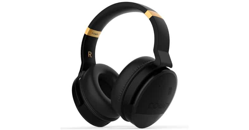 COWIN E8 [Upgraded] Active Noise Cancelling Headphones