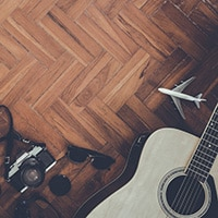 Alternatives to flying your guitar