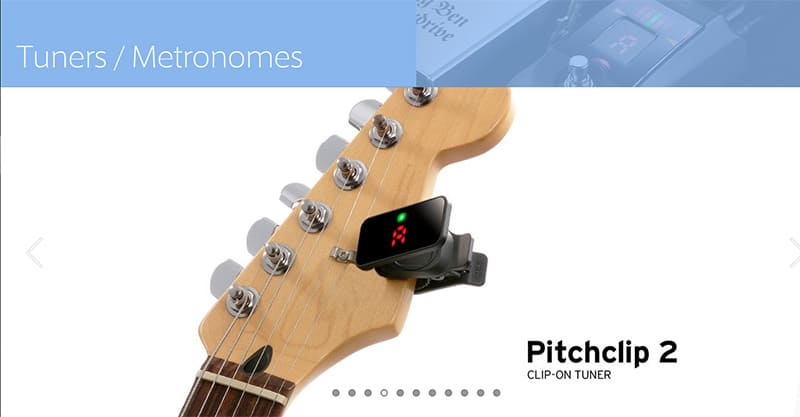 9 Best Guitar Tuners Including An Automatic Tuner For Intonation