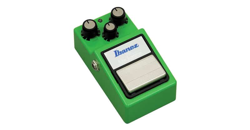 Ibanez TS9 Tube Screamer – Classic