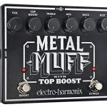 The 7 Best Distortion Pedals For Metal In 2019 Compared - Suitable For Heavy Metal, Death Metal & More