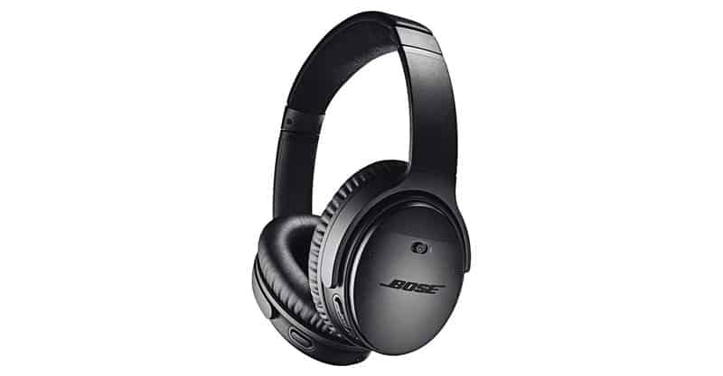 152cdb726cb Bose QuietComfort 35 (Series II) Wireless Headphones, Noise Cancelling,  With Alexa Voice Control