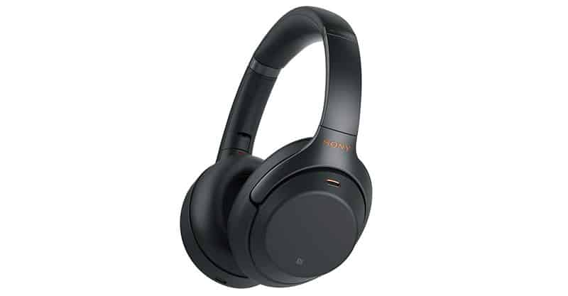 2ccd935b0c8 Sony WH-1000XM3 Wireless Industry Leading Noise Cancelling Over Ear Headphones  The ...