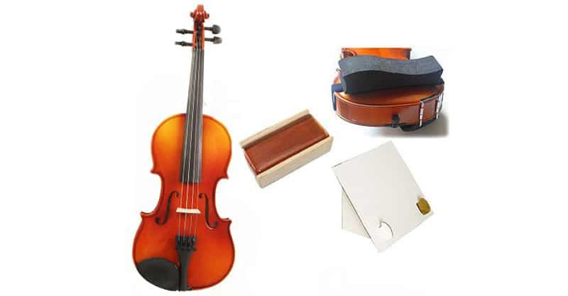 Best Violin For Intermediates 2019 - Knilling Europa 3/4 Size Violin Outfit