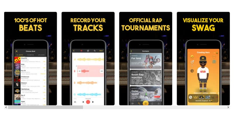7 Best Apps For Rappers On iPhone And Android - Music