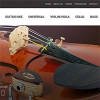 Violin Pickups To Turn Acoustic Violins Electric