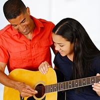 Finding a guitar teacher within my budget