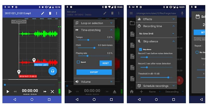 RecForge II – Audio Recorder