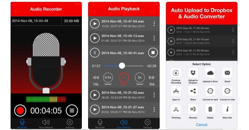 Voice Recorder – HD Audio Recording & Playback
