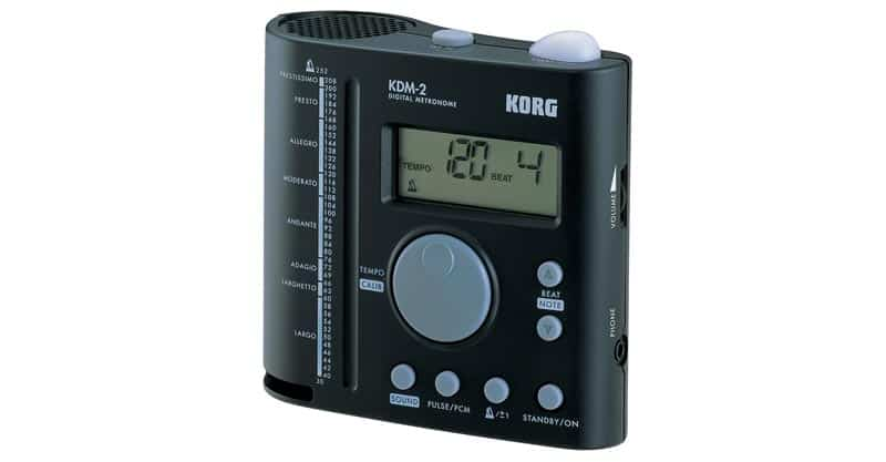 Korg KDM-2 True Tone Advanced Digital Metronome