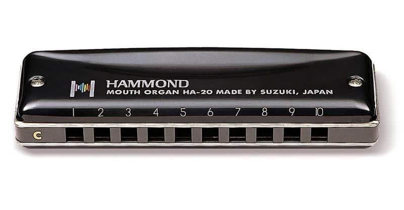 Suzuki Harmonia HA-20-C