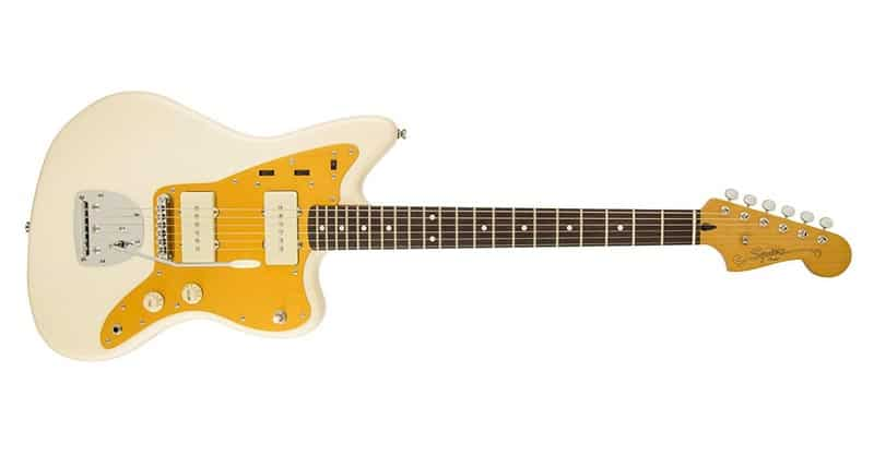 Squier By Fender J Mascis Jazzmaster, Rosewood Fretboard