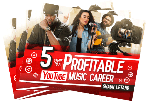 5 Steps To A Profitable Youtube Music Career