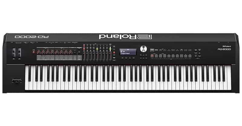 Roland RD-2000 Premium 88-Key Digital Stage Piano
