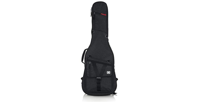 Gator Cases GT-ELECTRIC-BLK Transit Series Electric Guitar Gig Bag