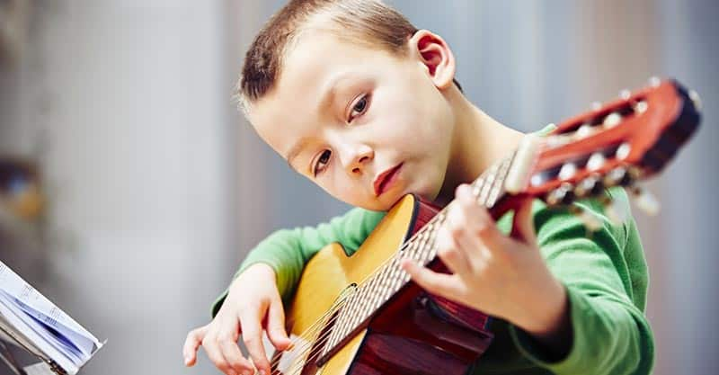 The challenges learning how to play guitar