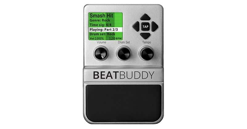 Singular Sound BeatBuddy The Only Drum Machine That Sounds Human And Is Easy To Use