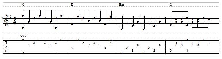 Fingerpicking Pattern #6 – Let's Mix It Up!