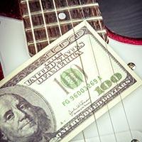 Ways that guitarists make money
