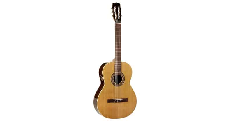 La Patrie Guitar, Collection QI