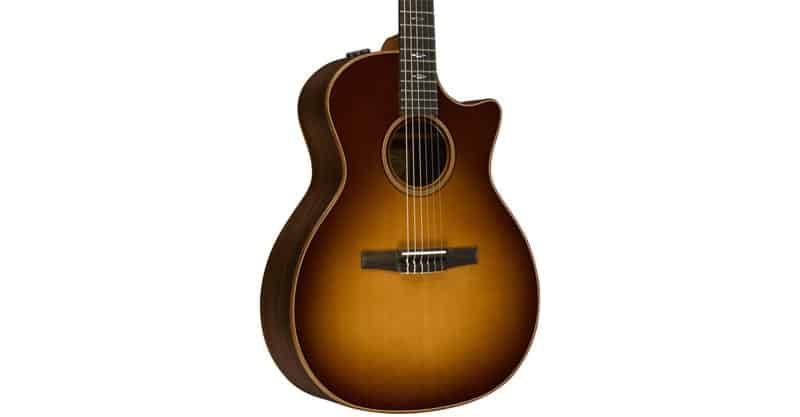 Taylor 714ce-N Nylon-String Grand Auditorium Cutaway
