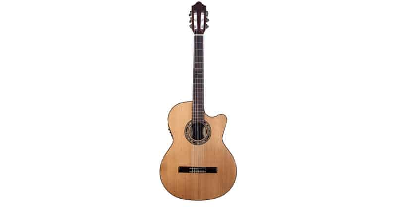 Kremona Verea Performer Series Acoustic/Electric Nylon String Guitar