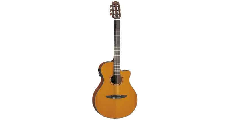 Yamaha NTX700C Acoustic Electric Classical Guitar