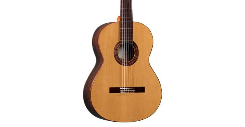 Alhambra 6 String 4Z-US Classical Conservatory Guitar