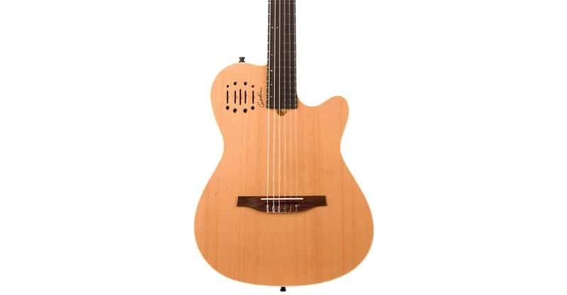 Godin Multiac Nylon Encore Acoustic Electric Classical Guitar