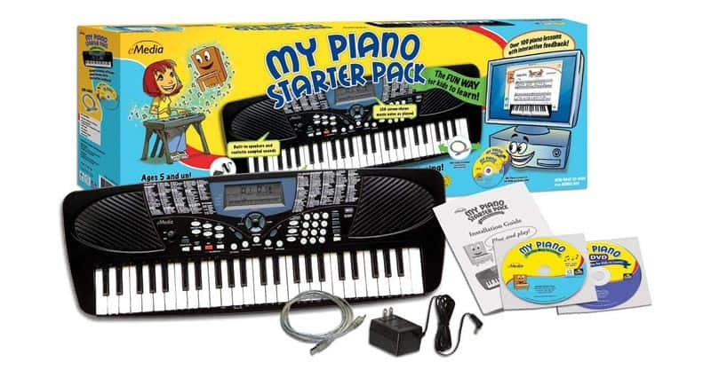 40ff7008afb 15 Best Keyboards For Kids Aged 1 To 15 [2019 Comparison] - Music ...