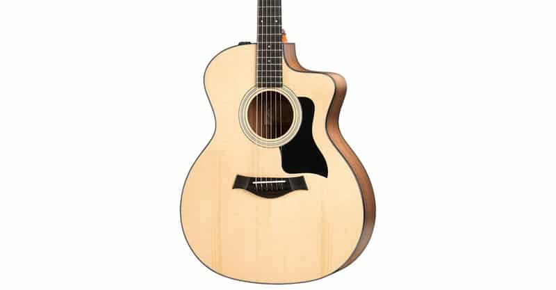 Taylor 114ce 100 Series Acoustic Guitar Grand Auditorium Cutaway