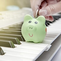 How to make it in music on a budget