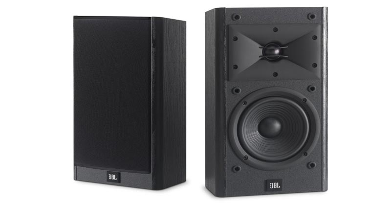 JBL Arena B15 Black Bookshelf & Surround Speaker With Special Edition Grilles
