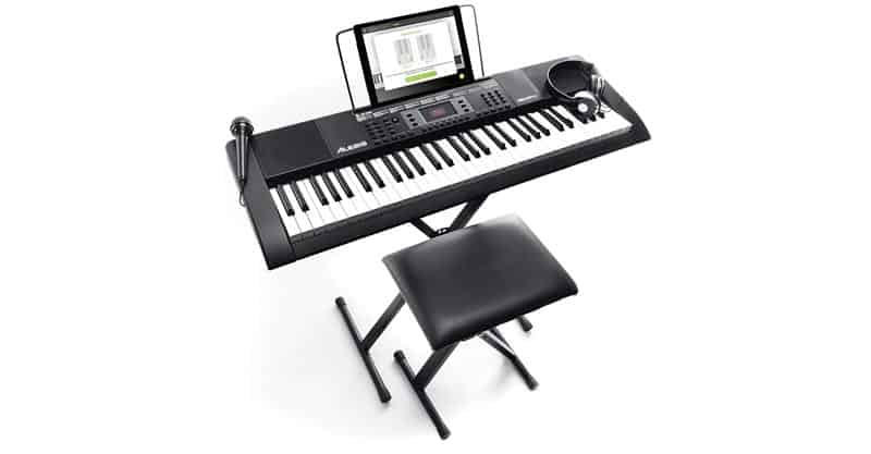 Alesis Melody 61 MkII – 61-Key Portable Keyboard