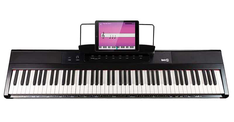RockJam 88-Key Beginner Digital Piano
