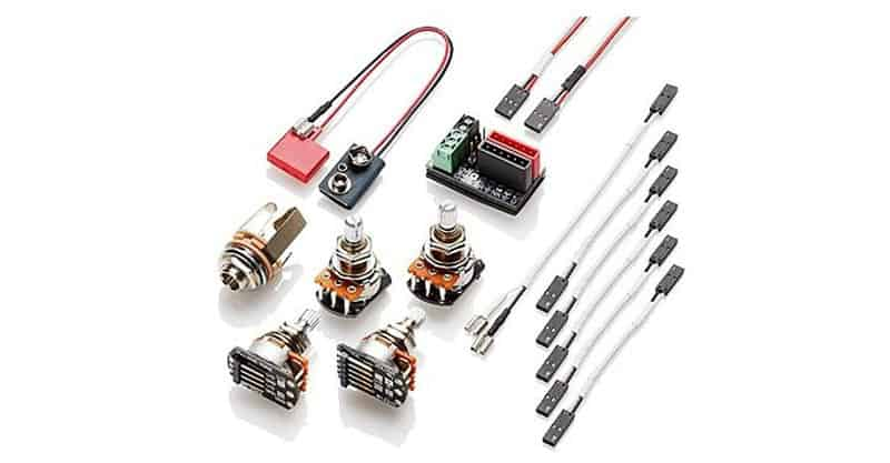 Best Solderless Guitar Wiring Kit Online Compared