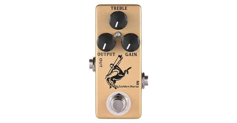 Mosky Golden Horse Overdrive Effect Pedal