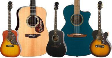 Best Acoustic Guitars Under $1000, $500, $300, $2000 & $200