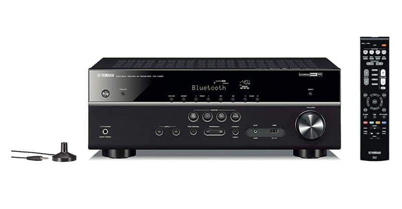 Best Home Theater Receiver 2020.7 Best Small 5 1 Receivers 2019 Feature Heavy Compact Av