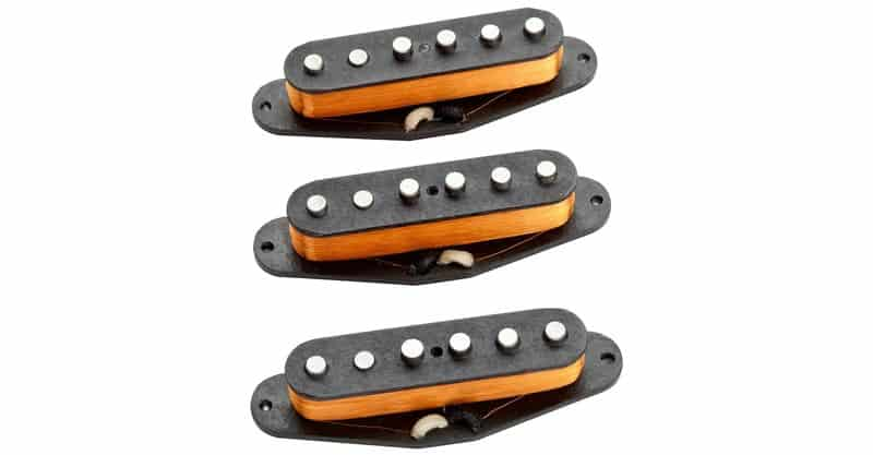 Seymour Duncan California 50s Strat Pickup Set