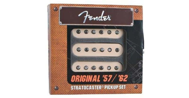 Fender Original '57/'62 Strat Pickups