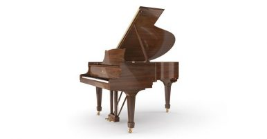 Types Of Pianos Compared, Including Size