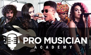 Pro Musician Academy - Training To Do Music Professionally