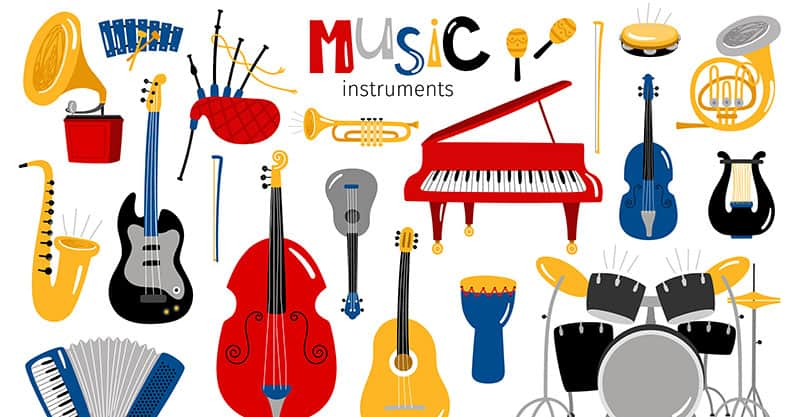What Type Of Instrument Is A Piano