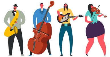 What Are Piano, Guitar, Flute & Other Instrument Players Called