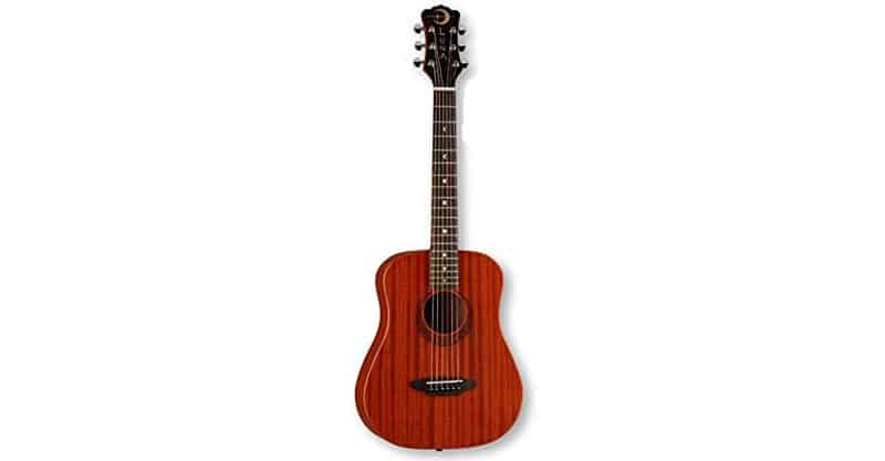 Luna Safari Series Muse 3/4-Size Travel Acoustic Guitar