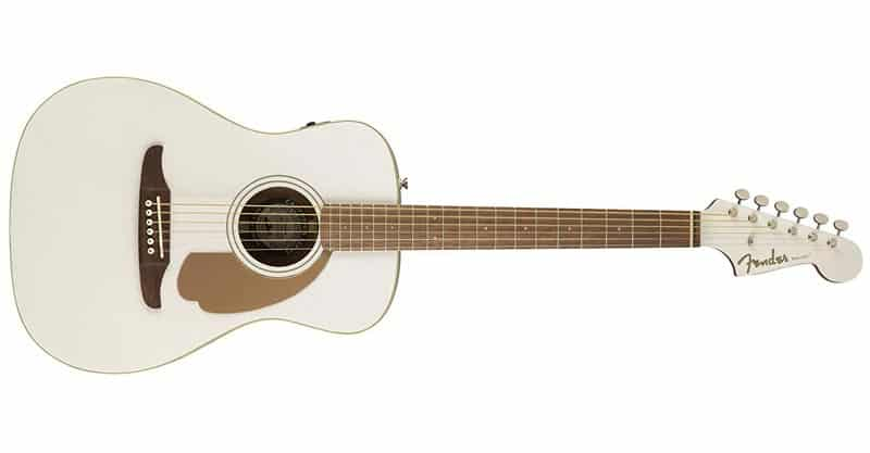 Fender Malibu Player – California Series Acoustic Guitar