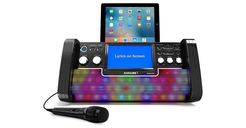 iKaraoke KS780-BT Bluetooth CD&G Karaoke System