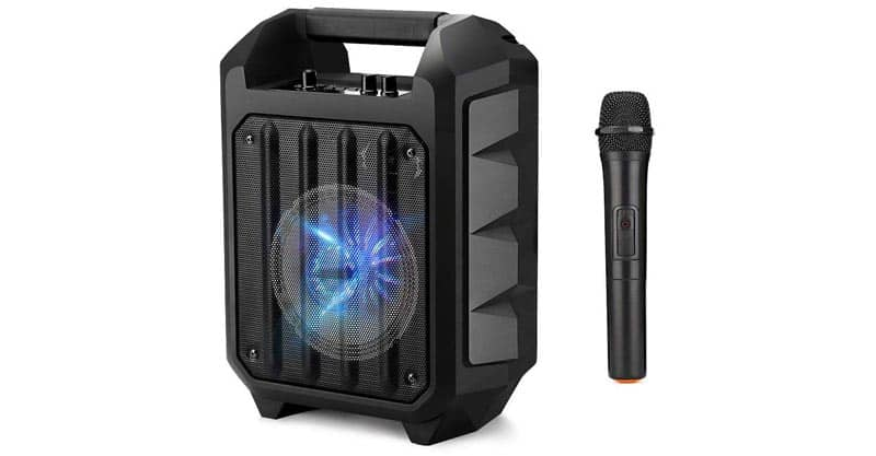 ARCHEER Wireless Portable PA Speaker System